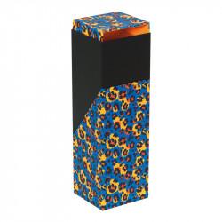 """Sommelière """"Fantastique"""" - Packaging pour bouteille et chocolats"""