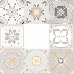 Carte Caméléon - Packaging personnalisé Abstraction Florale