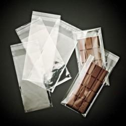 Sachet à rabat pour Barre de chocolat