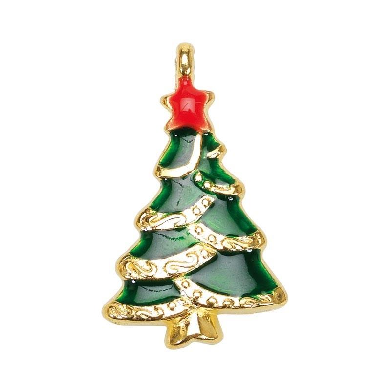 Pendentif Sapin de Noël