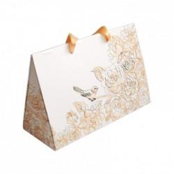 Déstockage Packaging Alimentaire pour St Valentin - Sac Bloom Poudrée