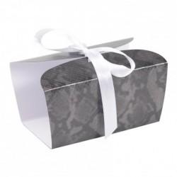 Packaging, emballages, boites en promo - Fourreau Python pour Ballotin