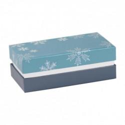 Promo Packaging - Boîte à gorge pour Noël - Balzac Étoile des Neiges