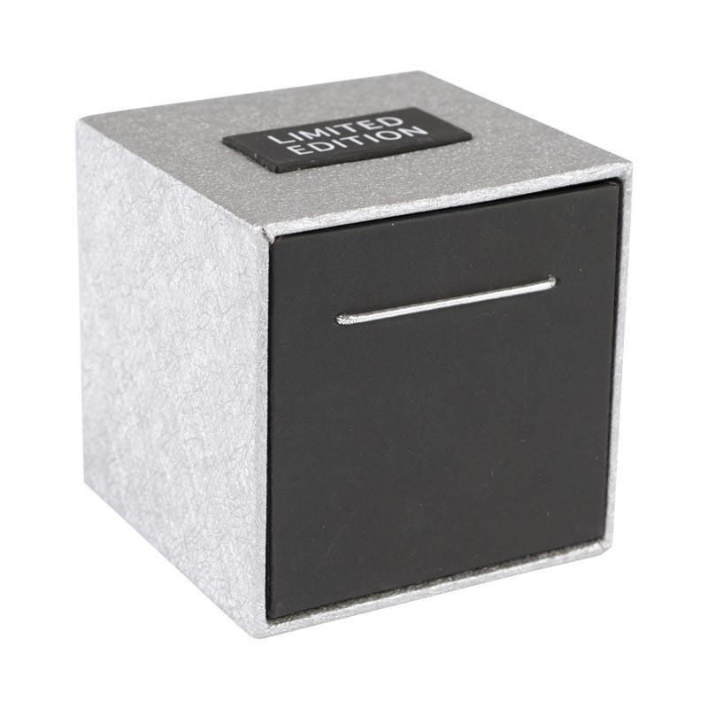 Déstockage packaging luxe - Boîte cube pour choco - Baudelaire Factory