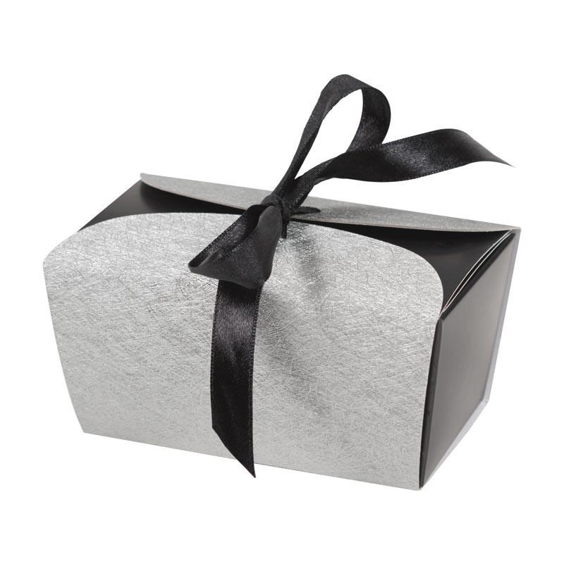 Promos packaging, emballages, boîtes - Fourreau pour Ballotin Factory
