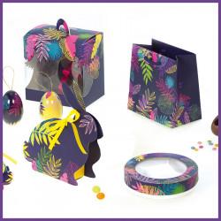 Kit Paradiso - Gamme de Packagings luxe clé en main à prix intéressant