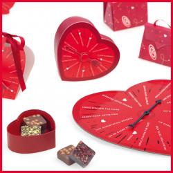 """Ensemble de Packagings pour la St-Valentin - Jeu """"Plein Cœur"""""""