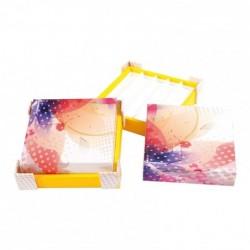 Fabriquant boîtes carrées - Collection Estivale - Harmonie Evanescence