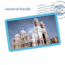 Carte Caméléon A-09 | Villes et Régions sans logo