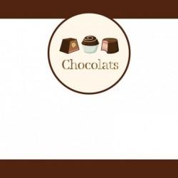 Carte Caméléon B-10 | Boutiques et Chocolat