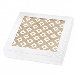 Emballage personnalisé pour confiseries chocolat - Boîte Caméléon H-10