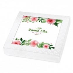 Emballage personnalisé - Bonne Fête Maman - Boîte Caméléon I-02