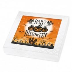 Emballage Personnalisé Happy Halloween - Boîte Caméléon I-06