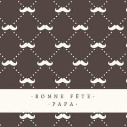 Packaging personnalisé Fête des Pères - Carte Caméléon I-07