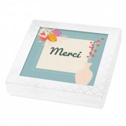 Packaging personnalisé pour remercier quelqu'un - Boîte Caméléon I-16