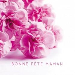 Packaging personnalisé Bonne fête Maman - Carte Caméléon I-17