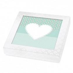 Packaging personnalisé Saint-valentin - Boîte Caméléon I-23