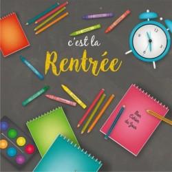 Packaging personnalisé pour rentrée des classes - Carte Caméléon I-13