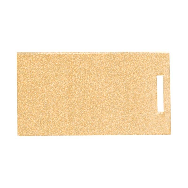 Accessoires pour packaging chocolatiers, confiseurs - Étiquette Or