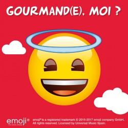 Packaging Emoji - Carte Caméléon I-26 Gourmand