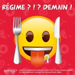 Packaging Emoji - Carte Caméléon I-26 Régime