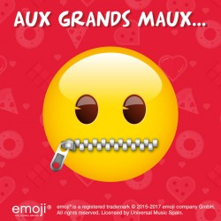 Packaging Emoji - Carte Caméléon I-26 Maux