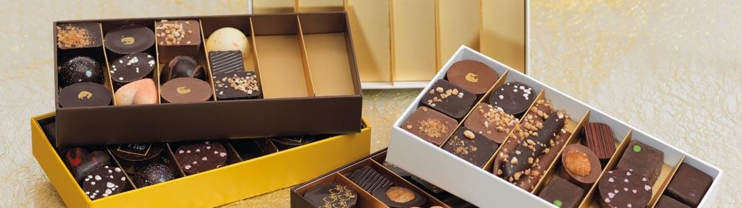 Packaging pour boulanger, pâtissier, confiseur - Boîtes Rectangulaires
