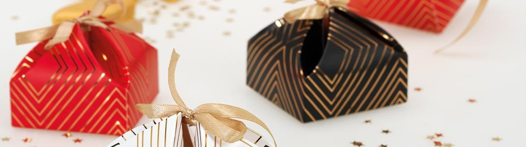 Mini Packaging pour confiseurs, chocolatiers - Petits Contenants