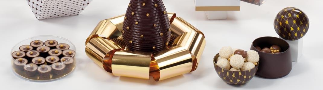 Collection de packaging de luxe en promotion pour Pâques - Impériale