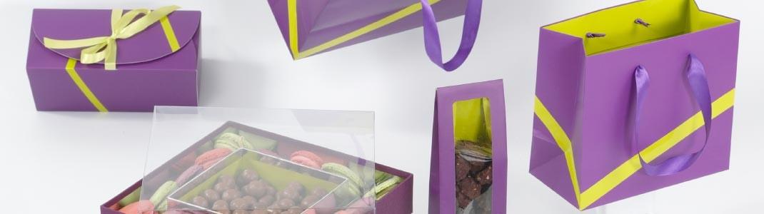 "Collection de Packaging ""Oxalis"""