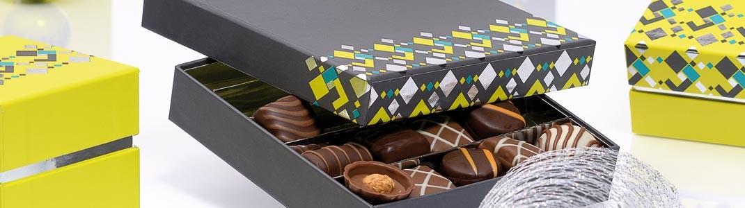 Packaging, emballage, boîtes de Luxe - Les Ventes Privées
