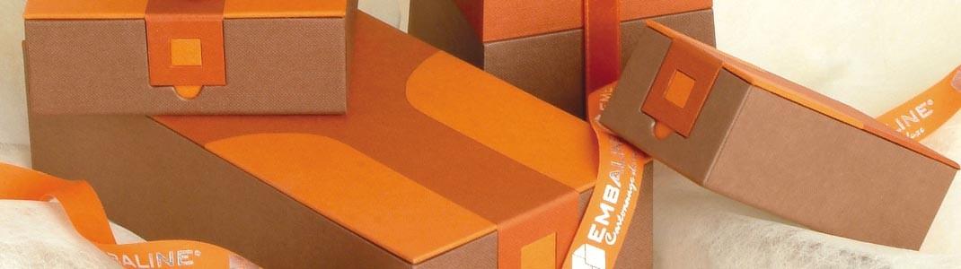 """Gamme d'emballages pour chocolatiers """"Cannelle"""" en promotion !"""