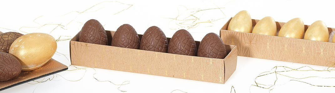 Collection Packagings Angeline - Emballages alimentaires chocolatiers