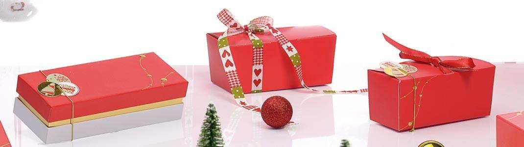 Ligne Christmas - Packagings pour un Noël plus moderne que jamais !