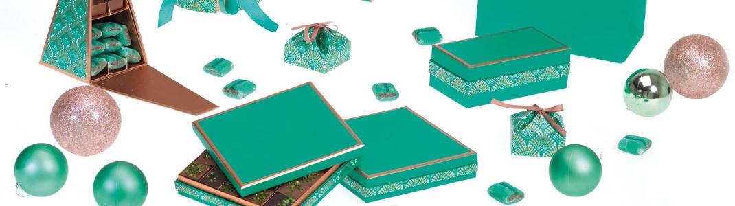 Luminia - Collection de packaging de luxe avec encre phosphorescente !