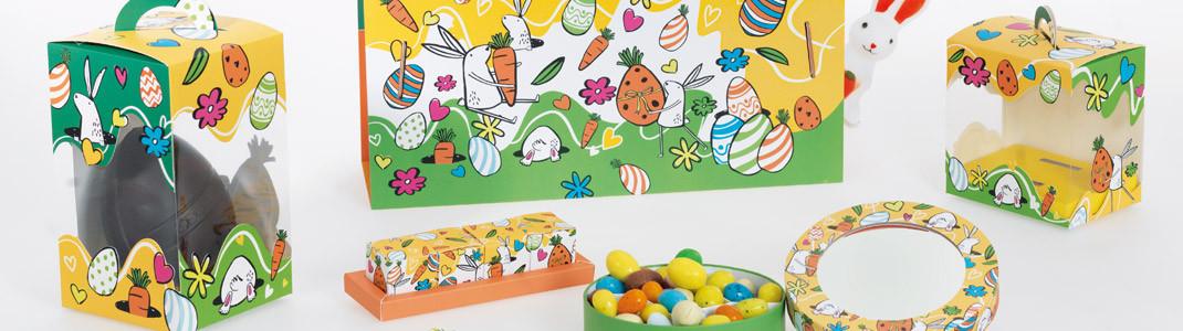 """Magnifiques Packagings de Luxe pour Pâques - """"Les Carottes en folie"""""""