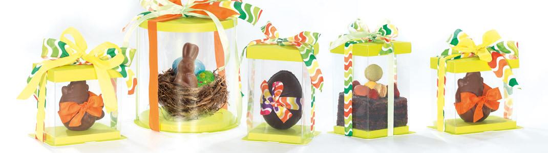 Packagings pour moulages et gâteaux - Gamme Caliso pour les Pâtissiers