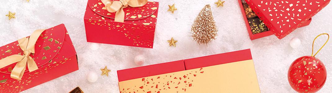 """Collection de Packagings """"Féérique"""" - Pour fêtes de fin d'année"""