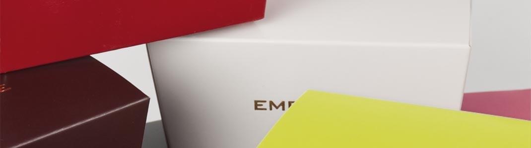 Achat de packaging : Ballotins unis, imprimés ou ballotins à ruban