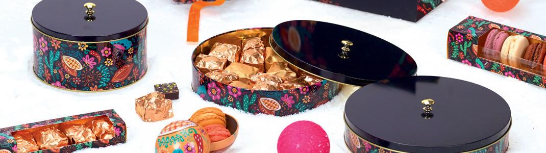 Achat de Packaging pour boulangers, confiseurs - Les Boîtes Métal