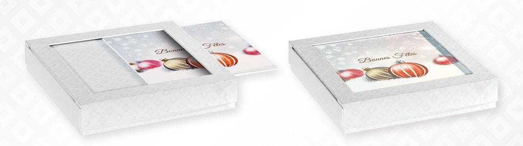 Packaging personnalisé ou personnalisable - Les Boîtes Caméléon