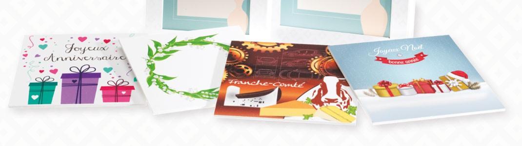 Emballage personnalisé et personnalisable - Les Cartes Caméléon