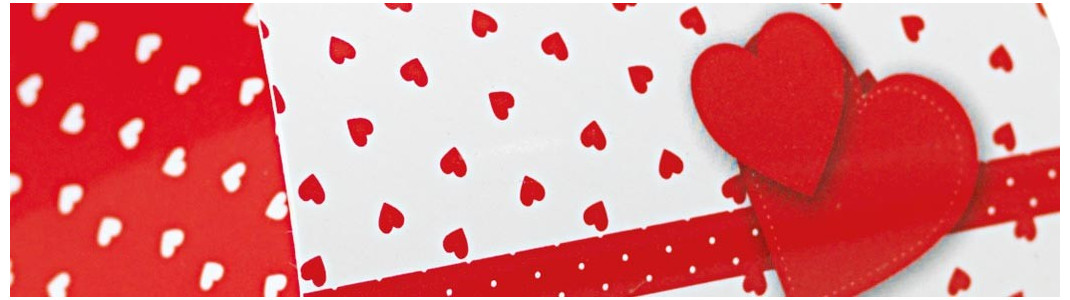 Collection Pomme d'Amour - Packaging Saint-Valentin