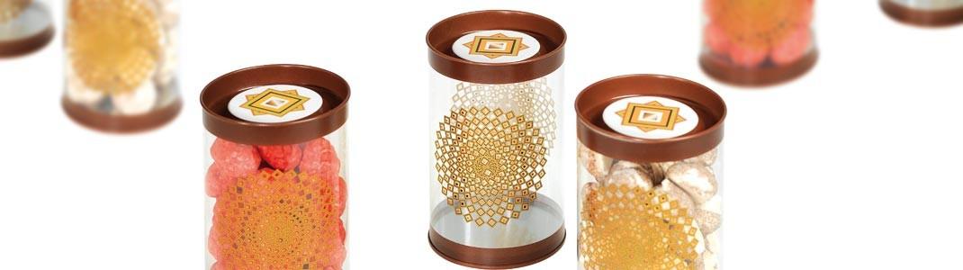 Achat de Packaging, Emballages - Boîtes Tube PVC, couvercle métal