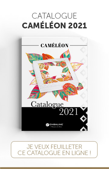 Catalogue Embaline Caméléon 2021 - Packagings de luxe personnalisables même en petites quantités