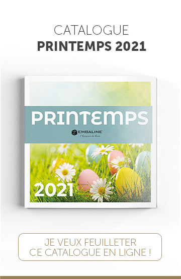 Catalogue Embaline de Printemps - Emballages alimentaires de luxe (conception made in France) pour professionnels exigeants