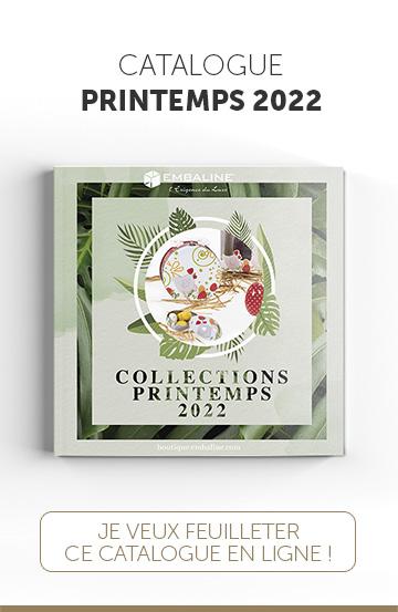 Catalogue Embaline de Printemps - Emballages alimentaires de luxe (conception made in France) pour professionnels exigeants