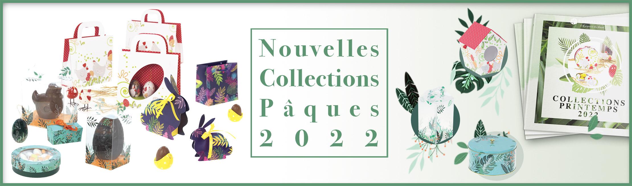 Les nouvelles collections Embaline printemps été 2022 sont arrivées