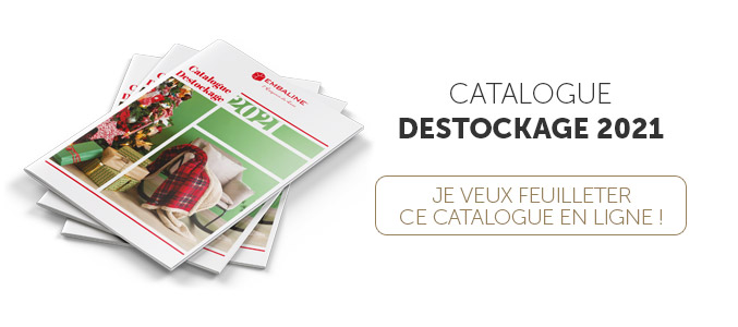 Catalogue Embaline Destockage 2021 - Packagings alimentaires de luxe (conception made in France) pour artisans exigeants